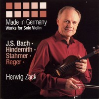 Klaus Hinrich Stahmer Made in Germany Herwig Zack CD