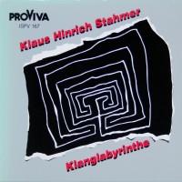Klaus Hinrich Stahmer Klanglabyrinthe CD