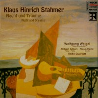 Klaus Hinrich Stahmer Night and Dreams CD