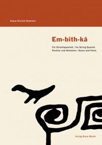 Klaus Hinrich Stahmer Em-Bith-Ka