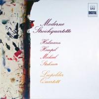 Klaus Hinrich Stahmer Moderne Streichquartette LP