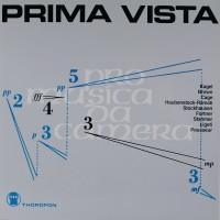 Klaus Hinrich Stahmer Primavista LP