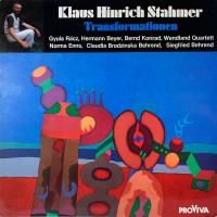 Klaus Hinrich Stahmer Transformationen LP