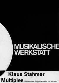 Klaus Hinrich Stahmer Multiples