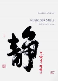 Klaus Hinrich Stahmer Musik der Stille