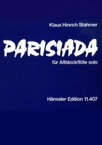 Klaus Hinrich Stahmer Parisiada
