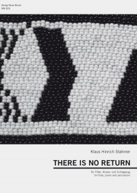 Klaus Hinrich Stahmer There is no return